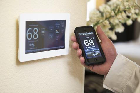 Heat Pump w/Wi-Fi Thermostat